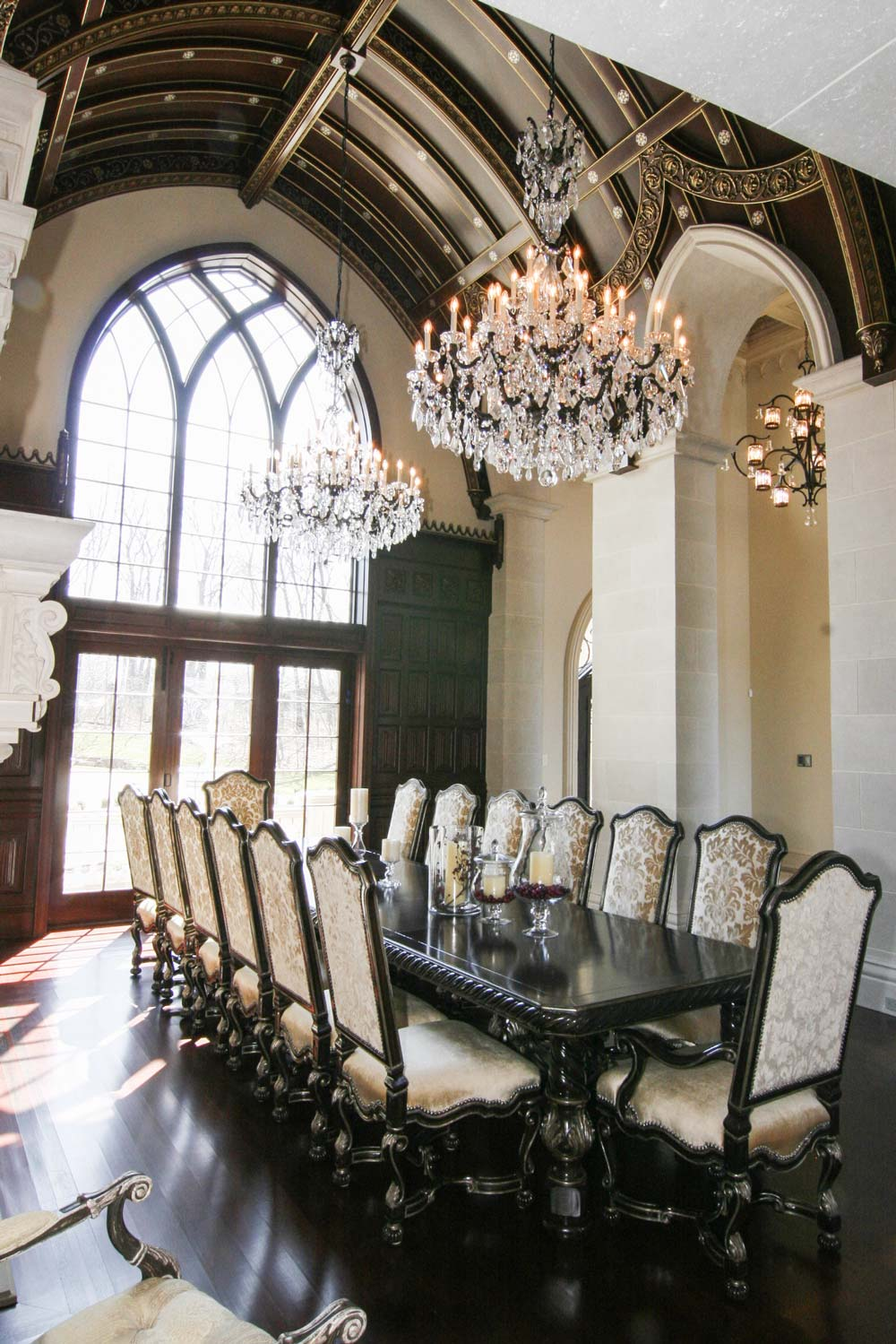 House on the Lake - Dining Room - St. Charles, MO