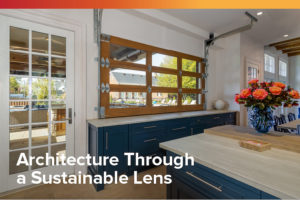 Architecture Through a Sustainable Lens