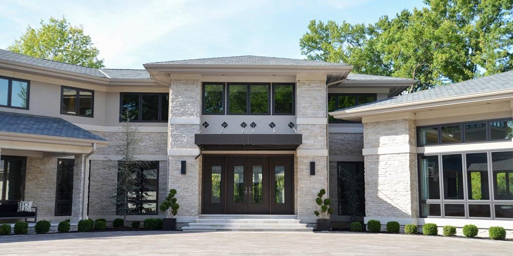 Modern Tuscan Villa - Schaub Projects Architecture + Design - St. Louis, Missouri